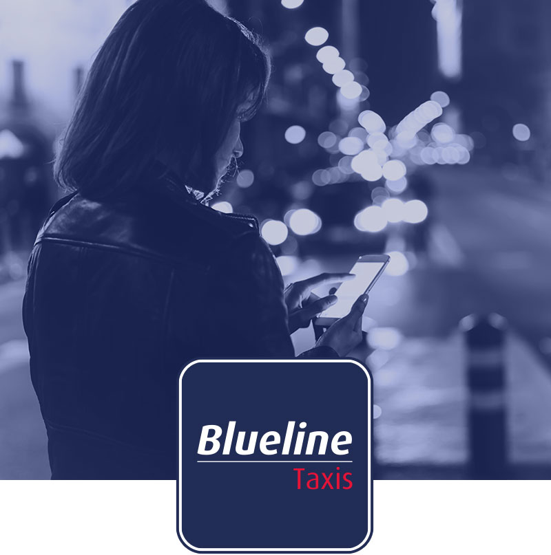 Get the Blueline app